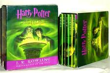 HARRY POTTER & HALF-BLOOD PRINCE ~ AUDIOBOOK ON 17 CD's ~ UNABRIDGED ~ JIM DALE