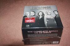 Battlestar Galactica - The Complete Series (DVD, 2010, 26-Disc Set) *Brand New*