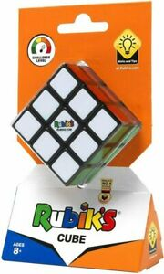 Rubik's Cube 3x3 From Ideal Gift Puzzle Game Male Female Boy Girl Brand New UK
