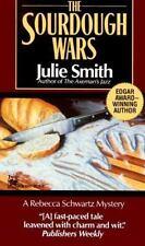 Rebecca Schwartz Mystery: The Sourdough Wars Bk. 2 by Julie Smith (1992 Paperbac