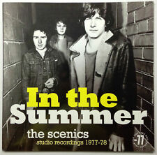 The Scenics-in The Summer LP 70s-80s Punk POST PUNK