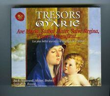 4 CDs RCA RED SEAL (NEW) TRESORS DE MARIE