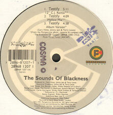 SOUNDS OF BLACKNESS - Testify - 1991 - Perspective - 28968 1207-1 - Usa