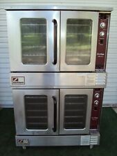 SOUTHBEND SILVERSTAR SLGS/22SC GAS DOUBLE BAKERY COMMERCIAL OVEN BAKERY PIZZA