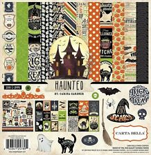 Carta Bella Haunted Collection Halloween 12 x 12 Collection Kit 2016