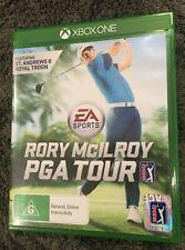 Rory McIlroy PGA Tour Xbox One golf game