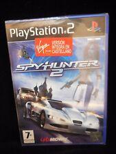 Spyhunter 2 para playstation 2 nuevo y precintado.
