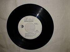 "Leonard Washington / Stevie Wonder - Disco Vinile 45 giri 7"" Ed. Promo Juke Box"