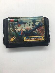 Granada  Sega MegaDrive Japanese Genesis Game 16 bit MD card Authentic