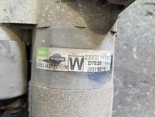 MOTORINO AVVIAMENTO NISSAN MICRA (K11E) (00-03) 1.4 16V (60KW) (25D11627TC)