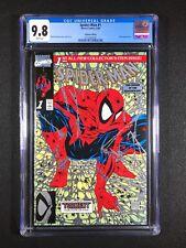 Spider-Man #1 CGC 9.8 (1990) - Platinum Edition