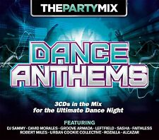 PARTY MIX DANCE ANTHEMS 3 CD NEU FAITHLESS/RAGE/DJ ÖTZI/KYLIE MINOGUE/+