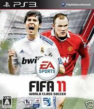 Used PS3  FIFA Soccer 11 SONY PLAYSTATION 3 JAPAN JAPANESE IMPORT