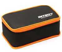 Integy C24589ORANGE Universal Protective Carrying Case for Transmitter 11x7x4in.