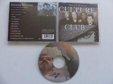 CULTURE CLUB Greatest moments   46268 CD ALBUM