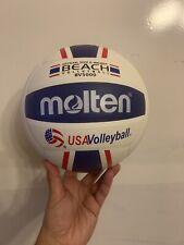 Molten Beach Outdoor Volleyball - BV5000R - US seller