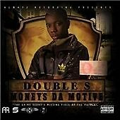 DOUBLE S Money's Da Motive  CD ALBUM  NEW - STILL SEALED