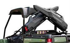 2010-18 John Deere Gator XUV TH TX UTV Armory X-Rack & 2 Gun Adjustable Cases