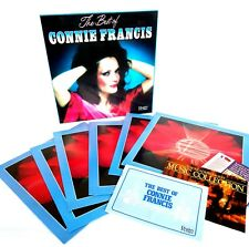 Connie Francis-The Best Of Connie Francis-6 x LP Box-1985-Readers Digest-RD4-410