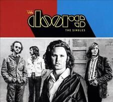 THE DOORS - THE SINGLES NEW CD