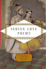 Everyman's Library Pocket Poets: Indian Love Poems (2005, Hardcover)