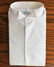 Moss Bros Marcella dress shirt Wing collar size 18 men's formal evening wear