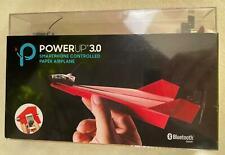 Neu! - Power Up 3.0 - Bluetooth gesteuertes Papierflugzeug - originalverschweißt
