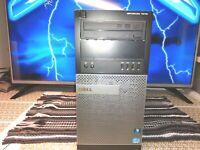 Dell Optiplex 7010, i5-3470,3.2GHz 1TB HDD,8GB RAM,Windows 10 Pro, QUADRO K600