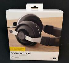 Final Audio Design SONOROUS IV  Headphones NEW