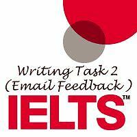IELTS Writing Task 2 (Email feedback only)