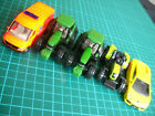 Siku Mercedes Van John Deere 7530 Tractor X2 Claas Tractor Lamborghini Gallard