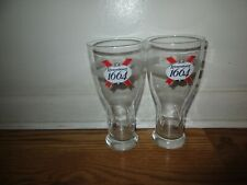 Two Kronenbourg 1664 Beer glasses#