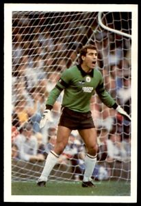 Leaf 100 Years of Soccer Stars 1988 (VG) Peter Shilton (Southampton) No. 1