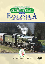 Glory of Steam in East Anglia DVD