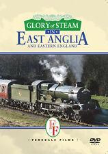 Glory of Steam in East Anglia DVD