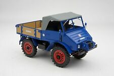 Vintage Schuco / Mercedes-Benz Unimog 401 / 1:18 / SHU00136