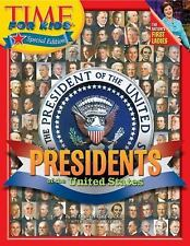 Time for Kids: Presidents of the United States by Editors of TIME For Kids
