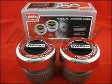 Warn 11690 4WD Standard Manual Locking Hubs