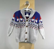 Baby Gap Gnome Sweater Baby Boys 12 18 Months