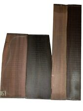 East Indian Rosewood DREADNOUGHT Guitar Back & Side Set Luthier Tonewood #161
