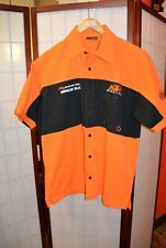 KTM Racing Team Marcus Oliver adventure Tours orange shirt L (#77)