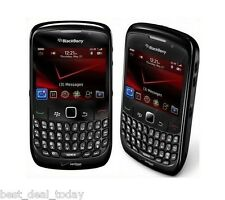 Blackberry Curve 8530 - Black Verizon Smartphone (Page Plus) Cell  Phone