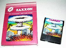 [CBS ColecoVision] Zaxxon [Taiwan Pirate Case] SEGA [new nuevo]