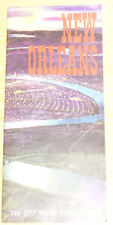 New Orleans 1950s City You'll Never Forget Brochure See