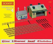 LIMA HORNBY H0 1:87 ACCESSORY PACK 4 CONFEZIONI DI ACCESSORI R8230