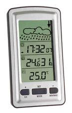 Wireless Weather Station TFA 35.1079 Axis Thermo Hygrometer Radio Clock