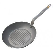 NEW De Buyer Mineral B  Grill Pan 26cm