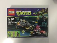 TMNT Lego 79102 Stealth Shell in Pursuit - Brand New & Sealed