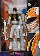Power Rangers Lightning Collection White Ranger Mighty Morphin In Stock Spectrum