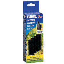 Fluval 3+ Plus Carbon Filter Pads Pack of 4 Original Product A196